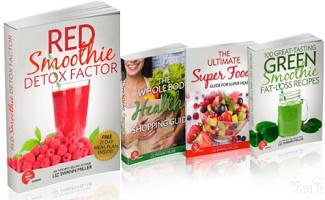 The Red Smoothie Detox Banner